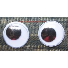 Ojos móviles 1,2 cm