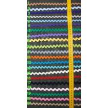 Ondulina de colores 13- 15 mm