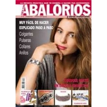 Revista crea con abalorios,...