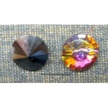 Piedra swarovski 10 mm