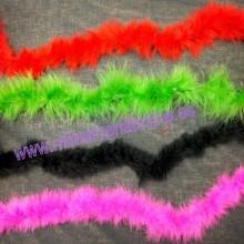 Marabú de colores