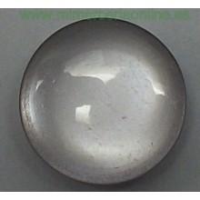Botón azul casi gris, 12 mm