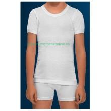Camiseta Abanderado niño,...