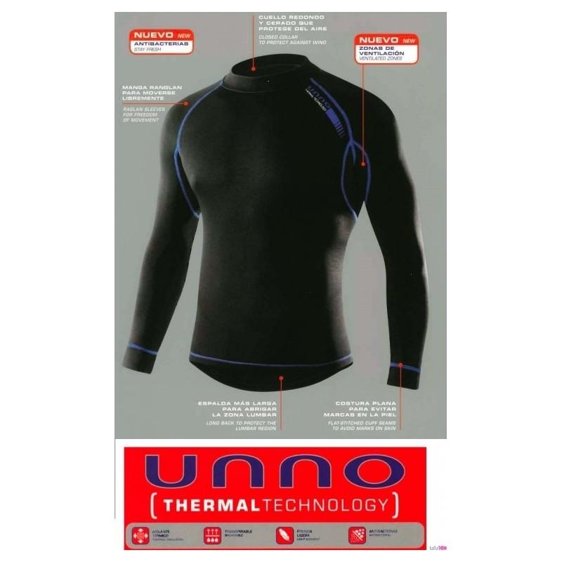 f99e8a04ddb6 Camiseta unno thermal Hombre, Art. 6708 OFERTA