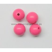 Bola rosa, 14 mm