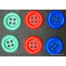 Botón payaso, 4 agujeros,...