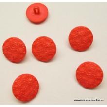 Botón fucsia (casi rojo),...
