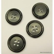Botón gris oscuro, 4...