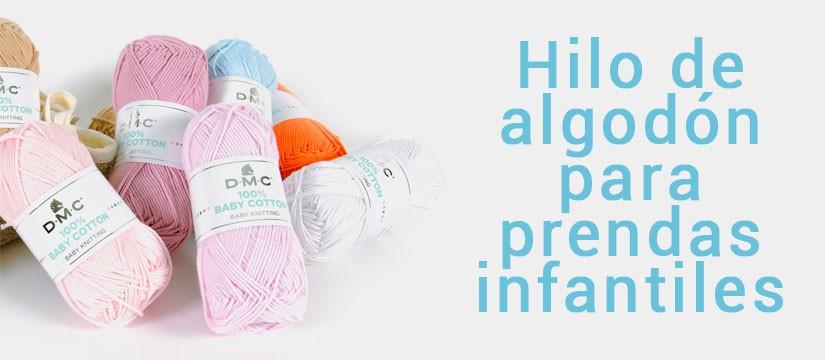 Hilo de algodón DMC Baby Cotton